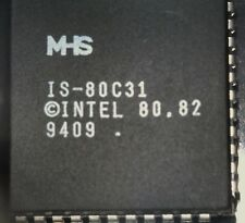 MHS is-80c31 8031 Microcontrolador 44 pines PLCC