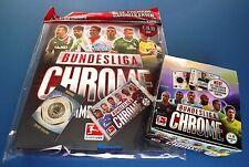 Topps Bundesliga Chrome 2013/14 - Starterpack + Display 36 Booster NEU/OVP