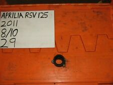 29 APRILIA RS4 125 RS4125 RSV125 ENGINE INLET CARB THROTTLE BODY RUBBER