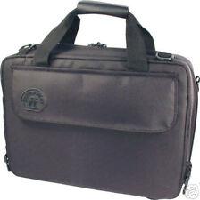 Willie & Max Switchback Motorcycle Luggage briefcase Commuter Briefcase Black