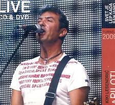 PILOTI CD + DVD Turneja 2009 Live Kiki Lesendric Uzivo Svet je lep kada sanjamo