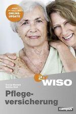 WISO: Pflegeversicherung von Bettina Blass und Svenja Markert (2013,... #x208
