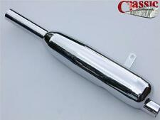 Triumph 3TA 5TA Chrome Plated Right Handed Silencer