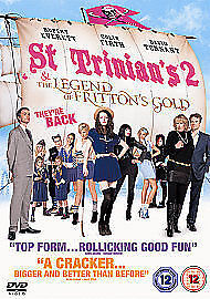 St. Trinians 2 - The Legend Of Fritton's Gold (DVD, 2010)