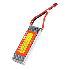 Zop Power 11.1V 1800mah 3S 30C Lipo Battery T Plug For RC Helicopter Car Truck