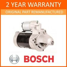 Starter Motor fits IVECO Daily 3 4 5 6 Line & Tourys 1999-2019 2.3kW *ORIGINAL*