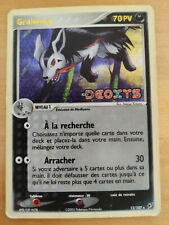 Carte Pokemon Fr - Grahyena 12/107 - Ex Deoxys