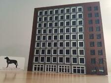 HO Scale 1/87 Modern high rise building. built and ready