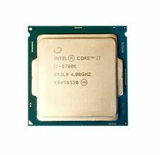 Intel Core i7-6700K Computer Processor (SR2L0)