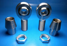"Panhard 1-1/4 x 1"" Bore Chromoly Rod Ends-Heim Joints (Fits 2"" x.250 Tube) 1.25"