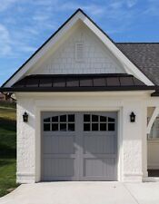 8 X 7 Spruce Charleston Design Sectional Overhead Carriage House Garage Door