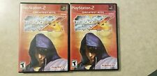 Tekken 4 (Sony PlayStation 2, 2002) Greatest Hits CIB complete TESTED