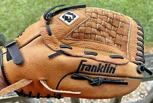 Franklin RTP Series Ball Glove 4537-12.5 inch right hand thrower*GENTLY USED*