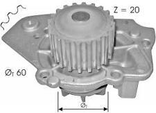 Citroen (1978-05) Peugeot (1982-) Talbot (1978-86) *New* Water Pump EBC WP027