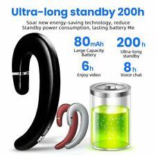 Bluetooth 5.0 Kopfhörer Kabellose Headphone HiFi Ohrhörer mit Mikrofon für Handy