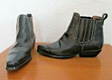 bottine cuir noir 37 en vente   eBay