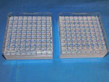 NALGENE 5026-0909 CRYOBOX POLYCARBONATE 133L X 133W X 51HMM NEW QTY 2