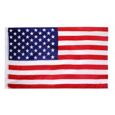 Grande Drapeau Américain Bannière USA Flag national 150*90CM Oeillet