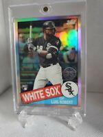 2020 Topps Chrome Luis Robert 85TC-17 White Sox SP 1985 PRESTINE RC Rookie Mint