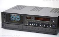 TECHNICS RS-M95 Vintage High-End Cassette Deck!! Serviced+1J.Garantie!! *NICE*!!
