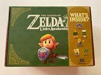 The Legend of Zelda Link's Awakening Collector Box Nintendo Licensed Product New