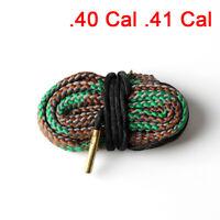Bore Snake Cleaning Boresnake Pistol Barrel Brass Cleaner .40 Cal .41 Cal