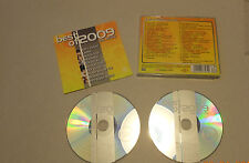 2 CD Best of 2009 die erste 41 Tracks Katy Perry Peter Fox David Guetta Kooks