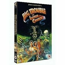 Big Trouble in Little China 5039036016575 With Kurt Russell DVD Region 2