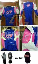 Kosmic Kart Racing Suit extreme Quality with custom name embroidery