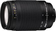 Nikon AF Zoom-Nikkor 70 - 300 mm f/4-5.6G Lens New*