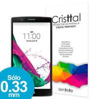 Sentete® LG G4 Protector de Pantalla de Cristal Templado PREMIUM