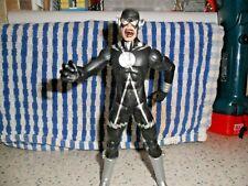 "DC Direct Blackest Night Series 8 - Black Lantern - Black Flash - 6.75"" High"