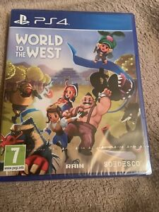 World to the West (PS4) (New)