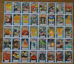 Lego® Nexo Knights™ Trading Card Game Karten aussuchen Sammelkarten Nr 101 - 140
