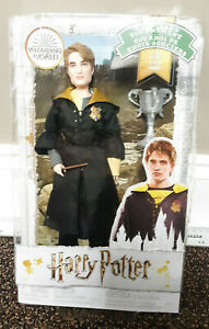 Mattel Harry Potter Dolls Triwizard Tournament  Cedric NIB
