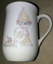 Vintage Precious Moments: Coffee / Mug Clown, 1985