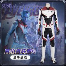 Cool Movie Avengers: Endgame(2019) Quantum War Suit Cosplay Costume Custom Made