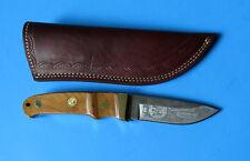 SCHRADE USA Pro Hunter Knife PH1 NEW Limited Edition NAHC Hunting Birdseye Maple