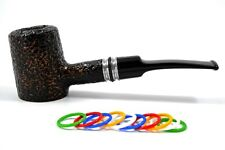 "SAVINELLI ""DESIGUAL"" RUSTIC 310 CHERRYWOOD PIPE ** NEW in BOX ** incl. ADAPTER"