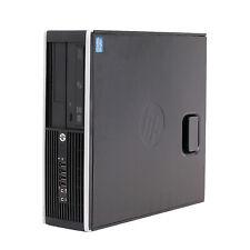 HP Compaq Elite 8200 Wi-Fi PC Quad Core i7 2nd Gen 16GB RAM 1TB HDD Win 10 Pro