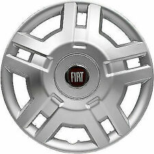 "Fiat 15"" Inch Wheel Trim for the Fiat Ducato 2006> Red Badge Brand New Genuine"