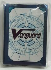 Bushiroad Cardfight!! Vanguard Sleeve ( BLUE) 89x62mm 53 pieces