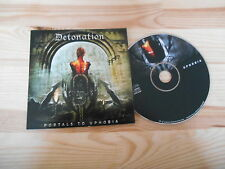 CD Metal Detonation - Portals To Uphobia (10 Song) Promo OSMOSE
