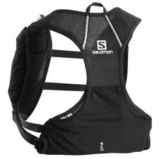 Salomon Agile 2 Set Lightweight Racing Backpack Black 3 Litre