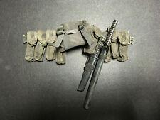 3A ThreeA Tomorrow Kings TK Search & Destroy UKTK 1/6 Scale Belt Pouches Swords