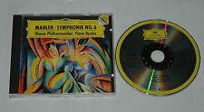 CD/MAHLER SYMPHONIE 6/BOULEZ/DG 445835-2 *