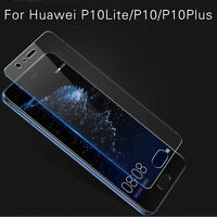 Premium Clear 9H Tempered Glass Screen Protector Film For Huawei P10 Plus Lite