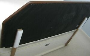 Adhesive Pads attach these to the Headboard to reduce noise and wall damage.