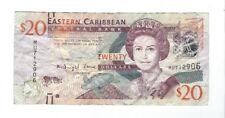 Eastern Caribbean  -- 20 Dollars