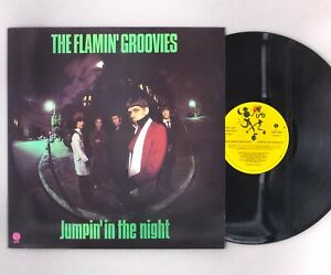 "The Flamin' Groovies - Jumpin' In The Night - EX+/EX - 12"" Vinyl LP - SRK 6067"